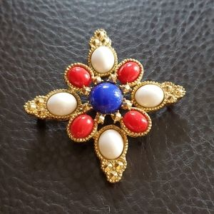 VTG Sarah Coventry brooch